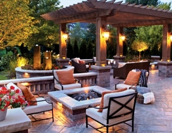 Amazing-brick-patio-Royal Gardens Landscaping